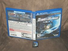 Dynasty Warriors NEXT with Blue Case - PS Vita