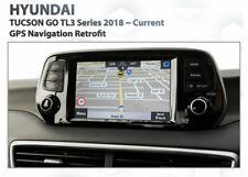 Hyundai Tucson Go TL3  Original audio integration - Sat Nav retrofit pack