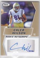 CALEB WILSON 2019 SAGE Premier Draft Low GOLD AUTOGRAPH auto #d 59/100 UCLA