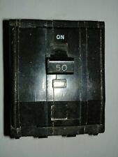 Square D QO350 Breaker, 3 Pole, 50 Amp, 240 Volt **Free Shipping**
