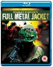 Full Metal Jacket 1987 Kubrick Vietnam War Classic RARE UK Blu-ray Steelbook
