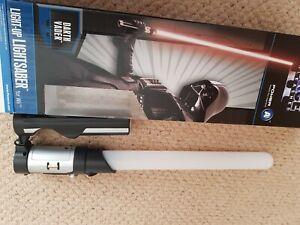 Star Wars Light Up Lightsabre For Wii