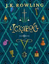 J.K.Rowling, L'Ickabog NUOVO DA LIBRERIA