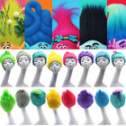Movie Trolls Poppy Elf/Pixie Wigs Cospaly Party Props Adult/Kid Size Hairpiece