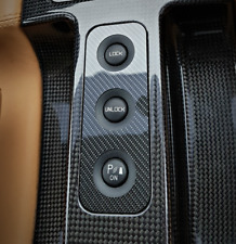 FERRARI f599 2 carbonblende Interruttore unità GTB HGTE GTO 599xx inizia FIORANO