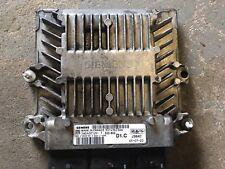 VOLVO C30-S40-V50-C70 2.0 DIESEL ENGINE ECU 30743623