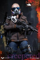 VTS Toys 1/6 VM-019 The Darkzone Agent Tracy Normal/Special Ver Action Figure