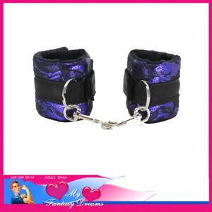 Restraints Handcuffs Sumbmissive Un Clips Hand Cuffs Small Ankle Handcuffs Kinks