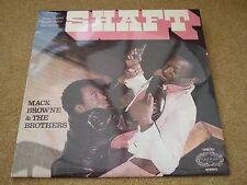 MACK BROWNE & THE BROTHERS SHAFT Vinyl LP UK SHM763 HALLMARK 1971