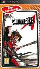 Guilty Gear XX Accent Core Plus-Essentials PSP