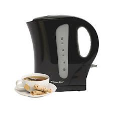 Proctor Silex Durable 1.7 Liter Cordless Electric Kettle - Black  K4097