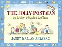 The Jolly Postman by Janet Ahlberg, Allan Ahlberg, NEW Book, FREE & Fast Deliver