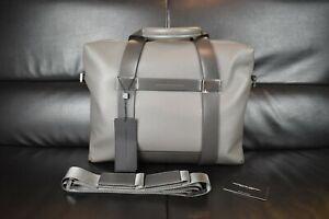 Porsche Design Shyrt 2.0 Leather BriefBag SHZ Aktentasche Tasche Briefcase Leder