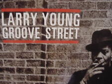 LARRY YOUNG GROOVE STREET PRESTIGE RECORDS 7237 ISSUE LIMITED EDITION VINYL