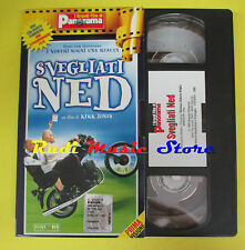 film VHS SVEGLIATI NED Kirk Jones I GRANDI FILM DI PANORAMA (F65*) no dvd