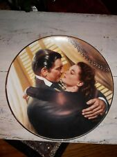 GONE WITH THE WIND CRITIC'S CHOICE MARRY ME SCARLETT #1 Plate  1991