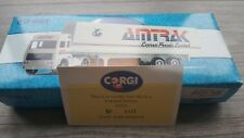 Corgi Volvo Container with AMTRAK EXPRESS Livery - Boxed - Limited Edition
