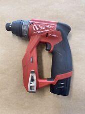Milwaukee 2505 20 M12 Fuel Installation Drill Driver