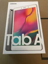 Samsung Galaxy Tab A 2019 T295 32GB, Wi-Fi + 4G Unlocked 8in Silver A1 CONDITION