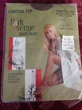 Vintage Park Avenue nude beige panti hose pantyhose size long