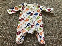 Circo Boys Guitar Sleepsuit 3M