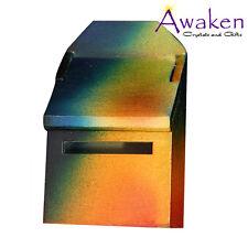 Magical FAIRY MAILBOX 7cm Rainbow REALISTIC TIMBER 4 TOOTH FAIRY