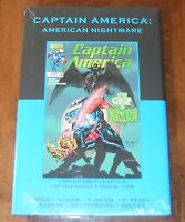 Captain America: American Nightmare Marvel Premiere Classic Vol.67 HC NEW Waid