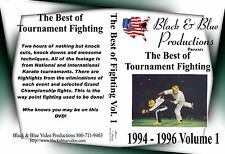 1994-96 Volume 1 The Best Of Tournament point Fighting - Sparring almost 2 hours