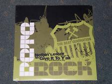 "Pete Rock ""Nothin' Lesser / Give It To Y'all"" 12"" Remixes Lp Rap Hip Hop NEW"