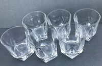 Double Old Fashioned Rocks Whiskey Scotch Glasses 12.25 oz -Set of 6 Brand NEW