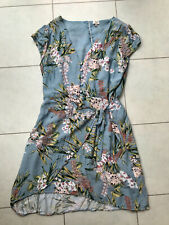 River Island Ladies Floral Tea Dress Size 14.