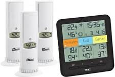 TFA Weatherhub SmartHome System Klima@Home Funk-Thermo-/Hygrometer Schwarz