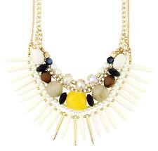 Pilgrim Damen Halskette Metall Gold Stories 211532501