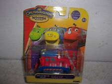 Chuggington Wooden Railway - Chug Patroller Calley -  New in Package