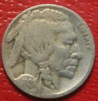 1928-S Buffalo Nickel , CIRCULATED , US Coin