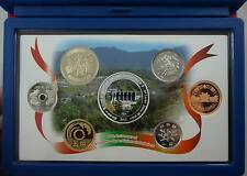 SRI LANKA Silver Proof and JAPAN Proof Coins Joint Proof Set 2012