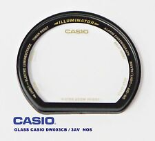 VINTAGE GLASS CASIO DW-003CB /3AV NOS