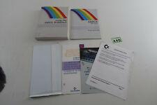 Amiga 600 Manuals and paperwork VGC