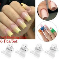 Rusian C Curve Nail Pinching Clips Pinchers Manicure Tool Nail Extension