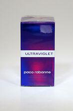PACO RABANNE ULTRAVIOLET EAU DE PARFUM 30 ML SPRAY 2010 EDITION