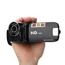 "FULL HD DIGITALE VIDEOCAMERA 16MP 2.7"" LCD 16X ZOOM 1080P DV  CAMCORDER"
