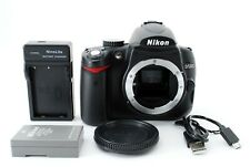 Nikon D5000 12.3MP Digital SLR Camera Body count 4340 [Excellent++] From Japan