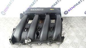 Renault Scenic II 2004-2009 1.4 16v K4J 730 Intake Inlet Manifold 8200022251