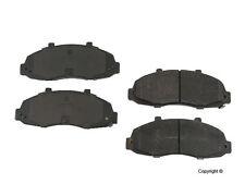 Disc Brake Pad Set-OPparts Semi Met Front WD Express D 9679 OSM