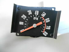 Mopar 66 67 Coronet Tachometer /  Tach  NEW