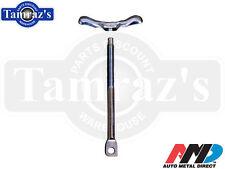70-74 Mopar E Body Saver Spare Tire Stud Bolt & Wing Nut set AMD