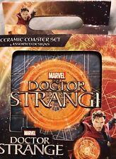 Marvel ceramic coasters (set of 4) Doctor Strange
