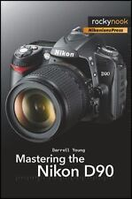 Mastering the Nikon D90, Young, Darrell, New Book