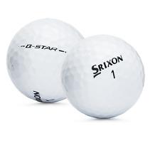 48 Srixon Q-Star Used Golf Balls / Perfect Mint AAAAA / Free Shipping