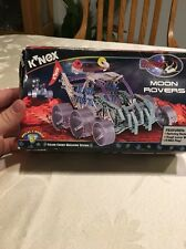 K'Nex Moon Rovers Crater Lunar Learning Building Missions in Space 168 pcs 11139